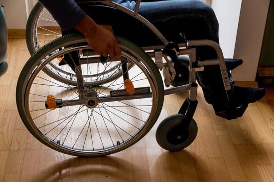 altersgerecht modernisieren für Rollstuhl und Rollator